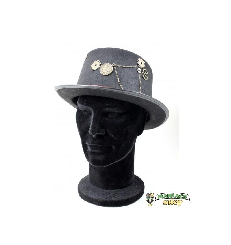 Cappello Steampunk Nero base