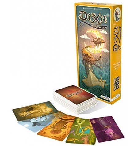 Dixit 5 Day Dreams