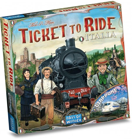 Ticket to Ride Italia