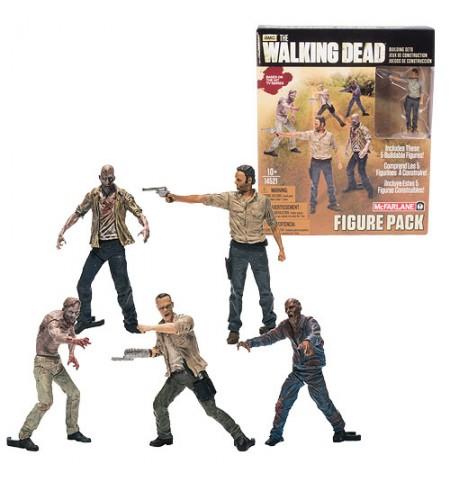 The Walking Dead Figure Pack