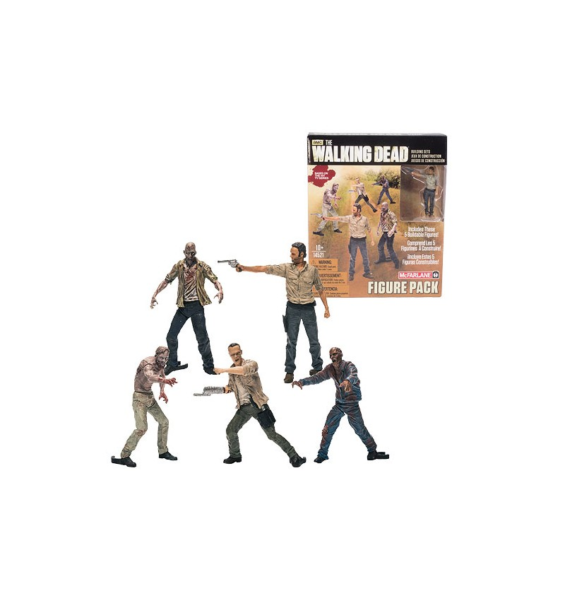 The Walking Dead Figure Pack